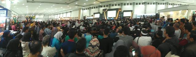 Sandiaga Uno Bicara Ekonomi Syariah di Jogja Halal Fest 2018