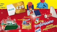 Logo Rotomop : concorso ''Scegli il pulito, puoi vincere 25€'' con 500 card Tigotà