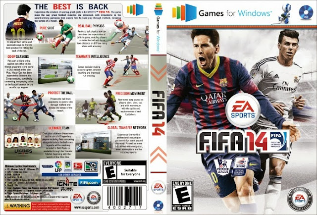 FIFA 14 PC Full Version Download
