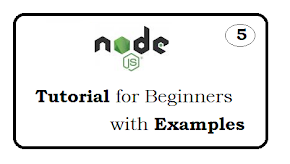 Node js Tutorial for beginners with examples - page 5