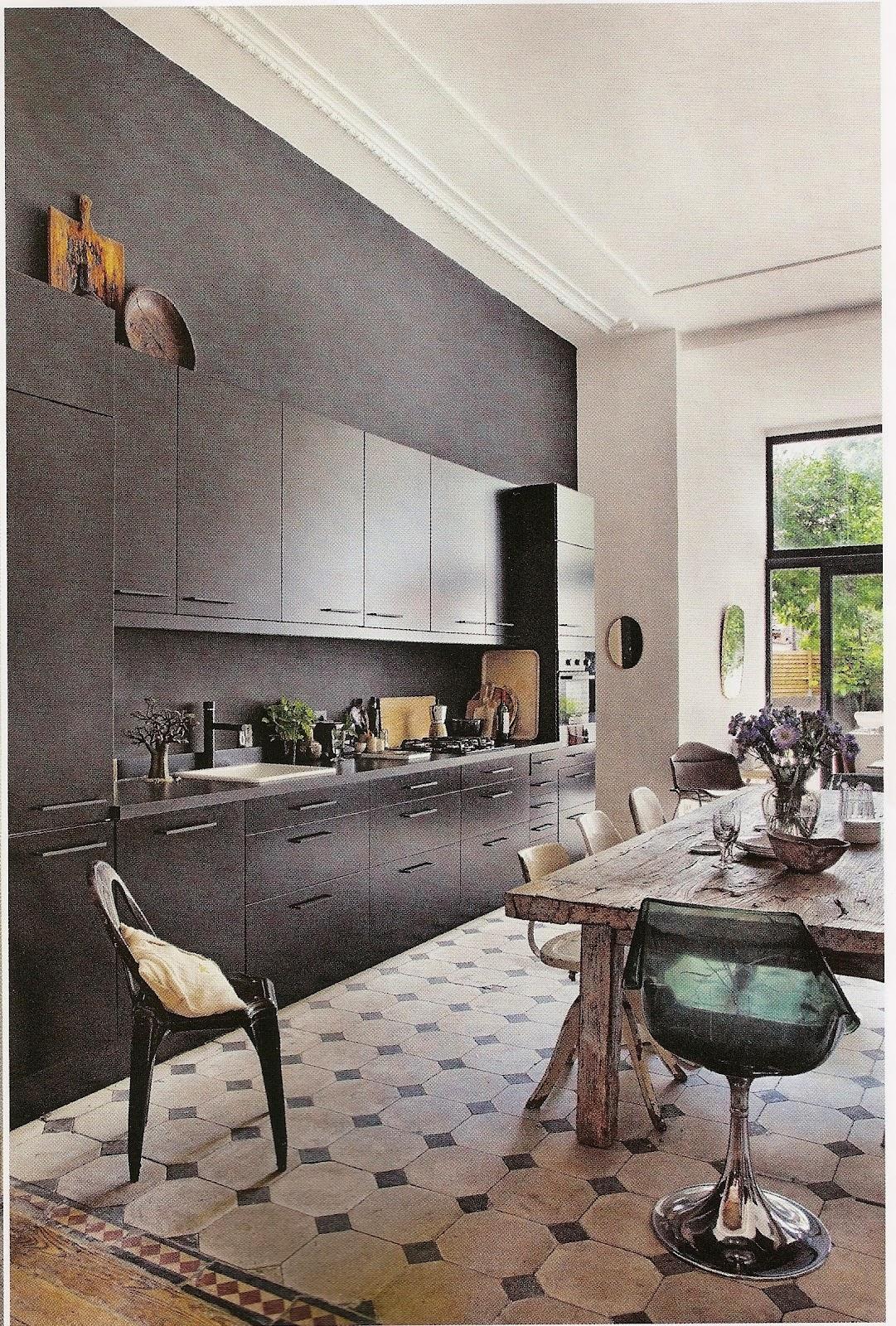 Decor Inspiration Colorful Kitchens That Work: Seeking Inspiration: Kitchens