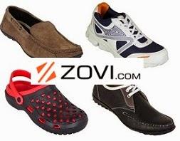 Zovi Casual & Sports Footwear below Rs.349 @ Flipkart (Limited Period Offer)