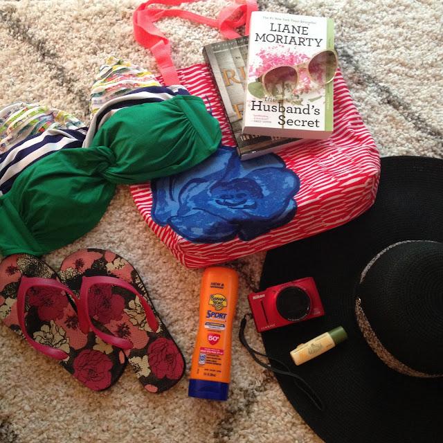 Resort packing checklist