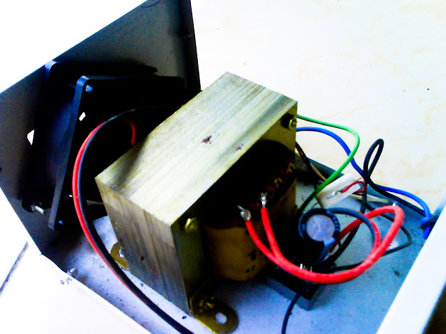 TDA2003 Power Amplifier circuit