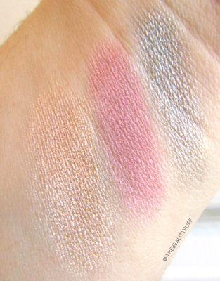 moody sisters eyeshadow swatch - the beauty puff