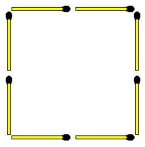 Simple MatchSticks Puzzle
