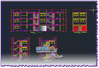 CALLAO-autocad-cad-dwg-file-family-house-project