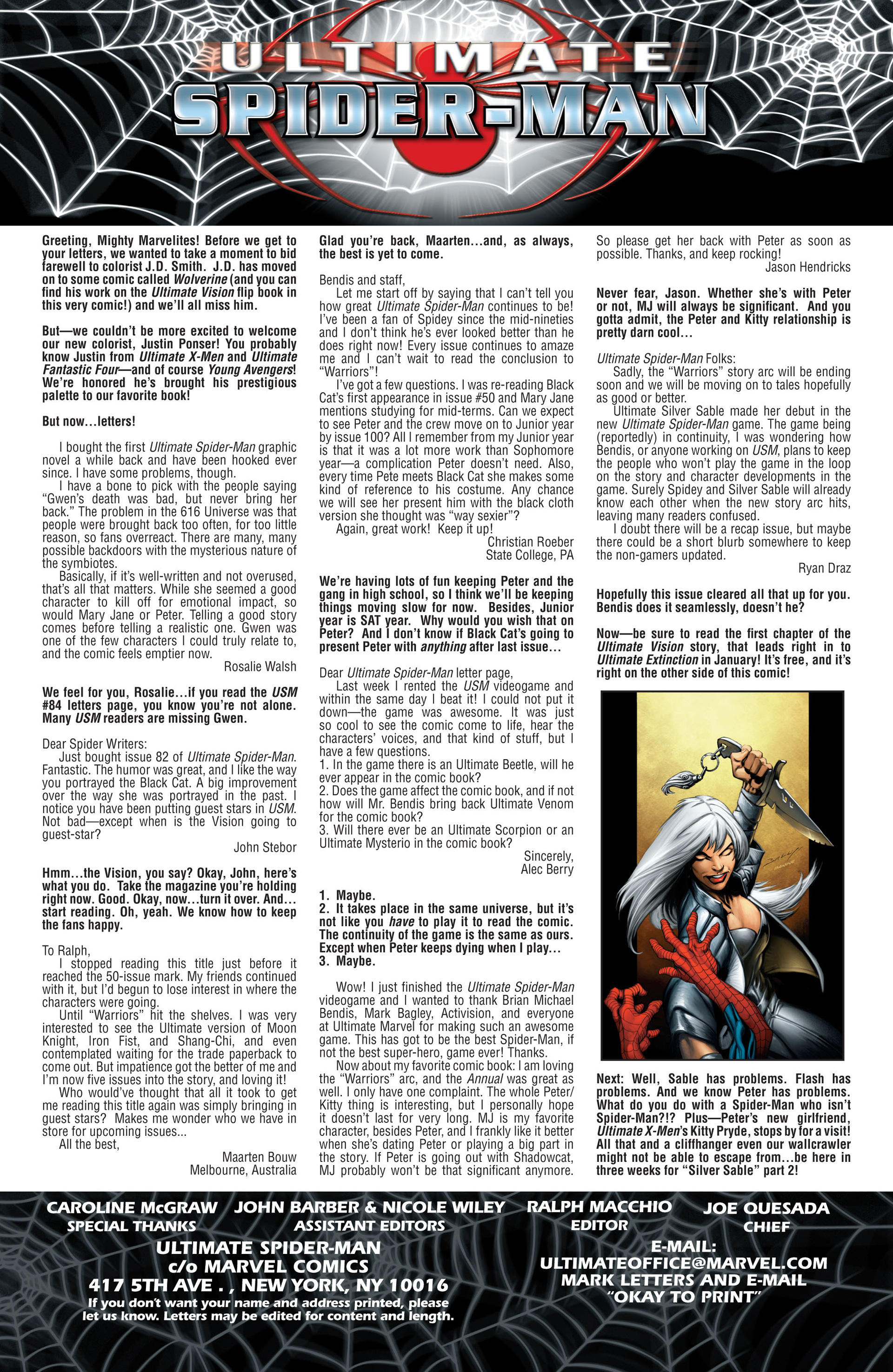 Read online Ultimate Spider-Man (2000) comic -  Issue #86 - 24