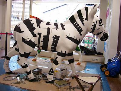 seafaring zebra zany davey