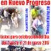 "Turistas, ""apapachados"" en Nuevo Progreso"