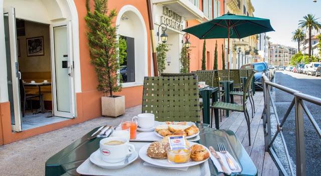 Hotel Boreal em Nice