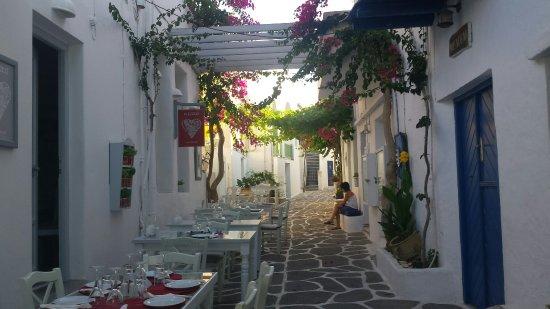 Restaurante Soso, Paros
