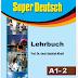 كتاب دروس و تمارين توضيحية للمبتدئين  Super deutsch A1-A2