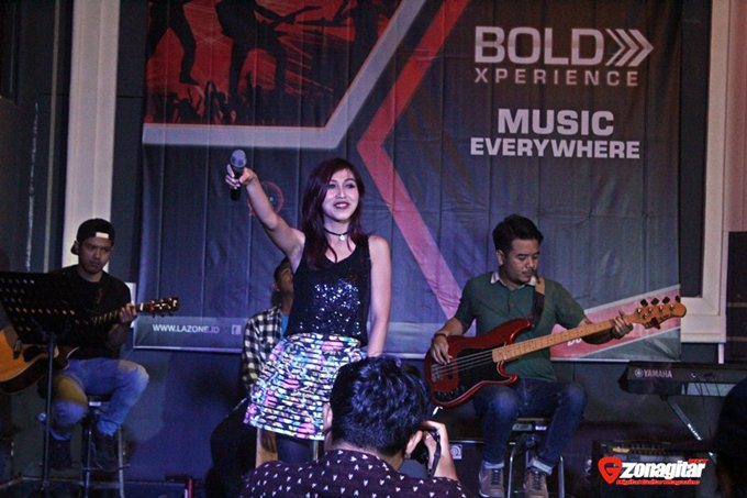 Bold Xperience Musik Everywhere Sukses Digelar
