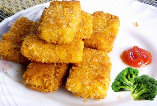 Resep Nugget Udang Sayur, Cara Membuat Nugget Udang Sayur