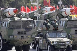 9 Negara Pemilik Senjata Nuklir Terbanyak Dunia