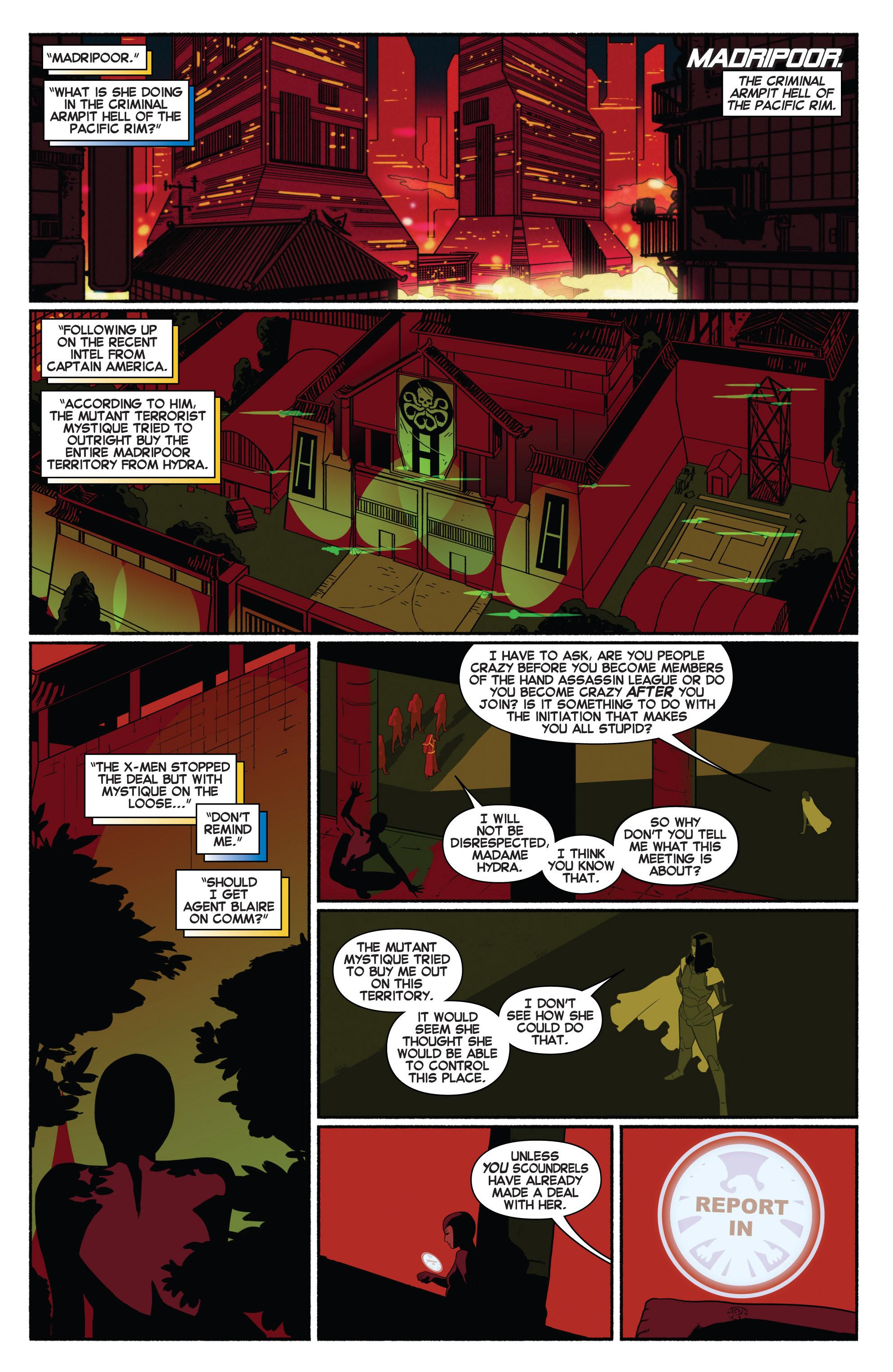 Read online Uncanny X-Men (2013) comic -  Issue # _TPB 2 - Broken - 106