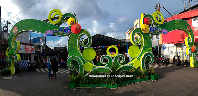 Gate Tasikmalaya Creative Festival 2016, Jl. KHZ Mustofa Tasikmalaya.
