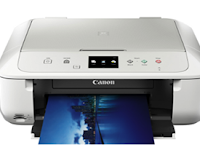Canon PIXMA MG6851 For Linux, Windows, Mac
