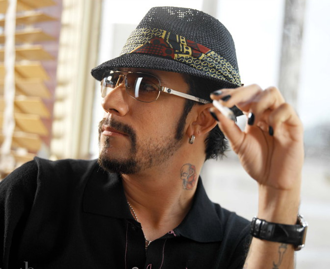 A J Mclean Hairstyle Men Hairstyles Dwayne The Rock