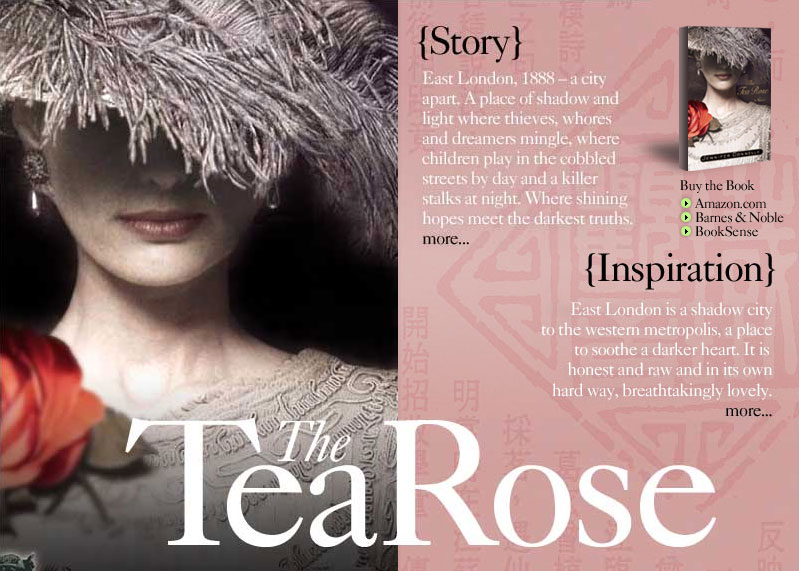 The Tea Rose Book