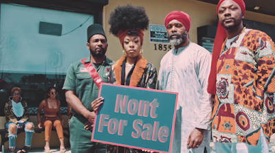 "Sink Into Sudan Archives' Soulful, Unconventional ""Nont For Sale"" Musique Video!"