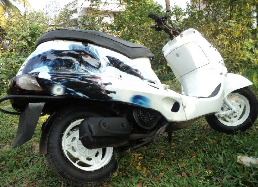 Pin Honda Dio Picture 3 On Pinterest
