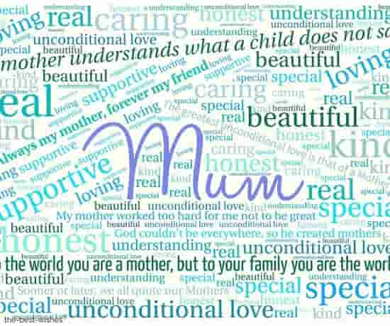 mother's day good morning quotes