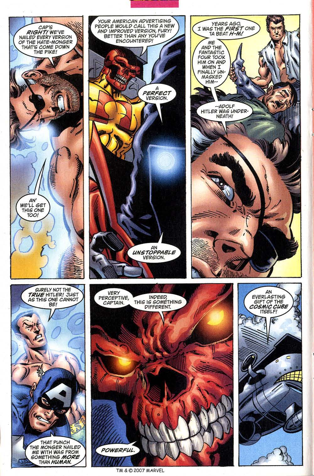 Captain America (1998) Issue #48 #55 - English 10