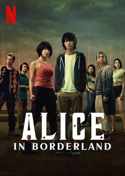 Thế Giới Không Lối Thoát (Phần 2) - Alice In Borderland Season 2 (2021)