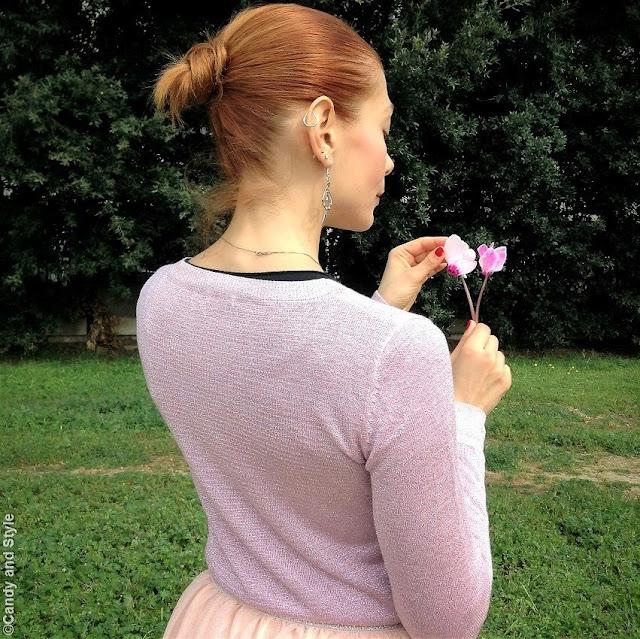 Ballerina Hairstyle