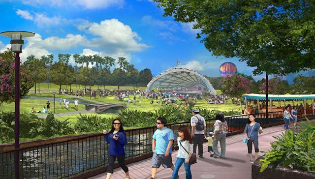 Công viên văn hóa du lịch giải trí do SUNGROUP làm chủ đầu tư