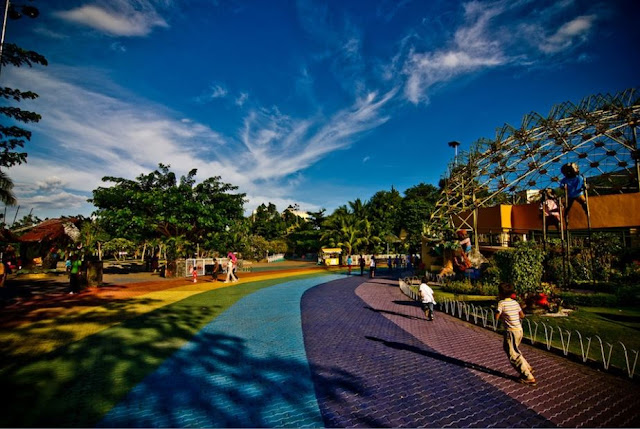 People's Park in Davao City