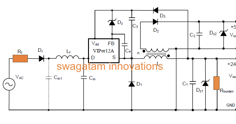 simple ic circuit