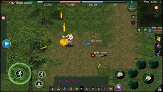 Hack level game Võ Lâm Hiệp khách