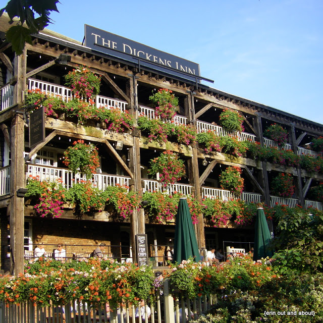 {Erin Out and About} Must do walk in London: Riverside Pubs