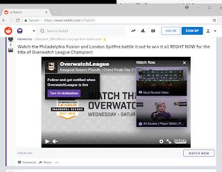 overwatchleague stream on reddit