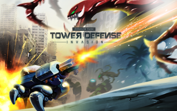 Tower Defense  Invasion MOD APK