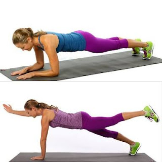 Exercises for busy mom
