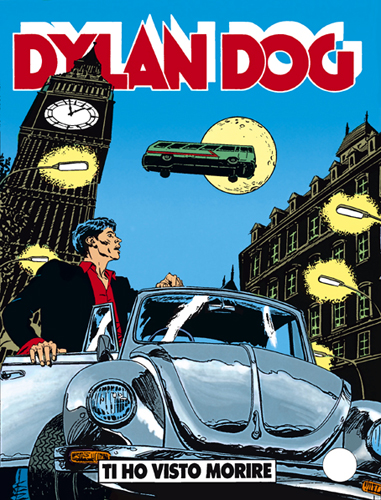 Dylan Dog (1986) 27 Page 1