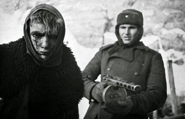 10 fotografias históricas - Os olhos são as janelas da alma