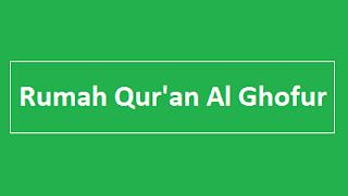 Logo Rumah Qur'an Al Ghofur