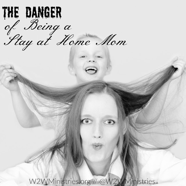 The Danger of Being a Stay at Home Mom. #parenting #sahm #stayathomemom #motherhood #family #children
