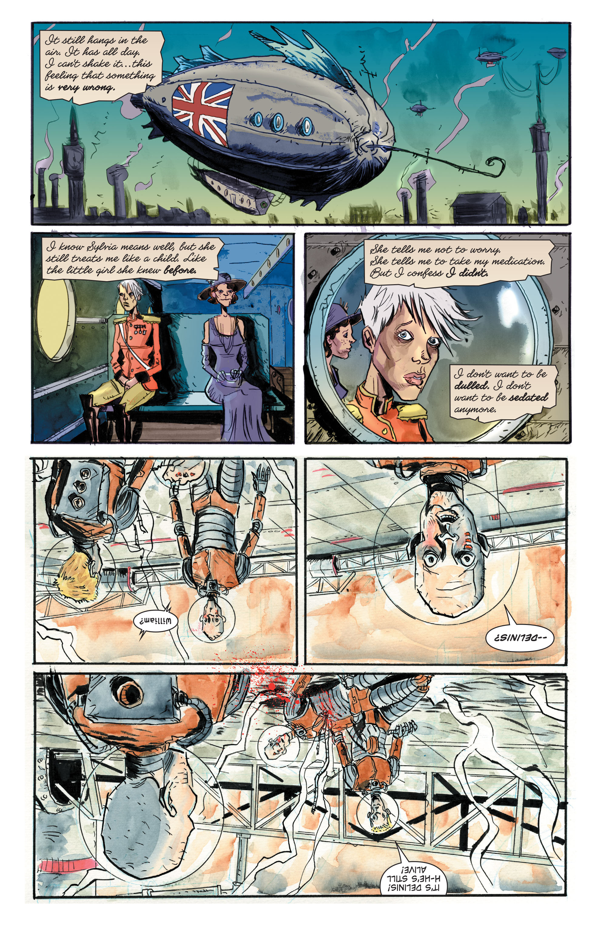 Read online Trillium comic -  Issue # TPB - 105