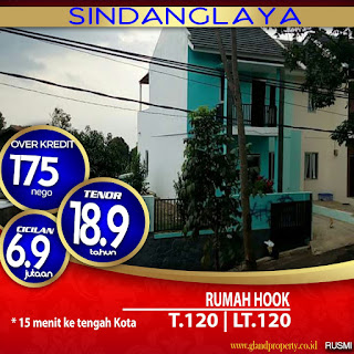 Rumah Over Kredit Rumah Take Over Sindanglaya