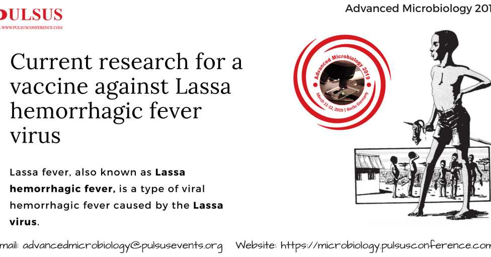 characteristics of the lassa virus The lassa virus is a vulgar virus with a high mortality rate and an expensive cure lassa was strange to me because i have never heard of the virus before there have been reports of the lassa virus out side of west africa but those were in health care workers who had previously worked in that area.