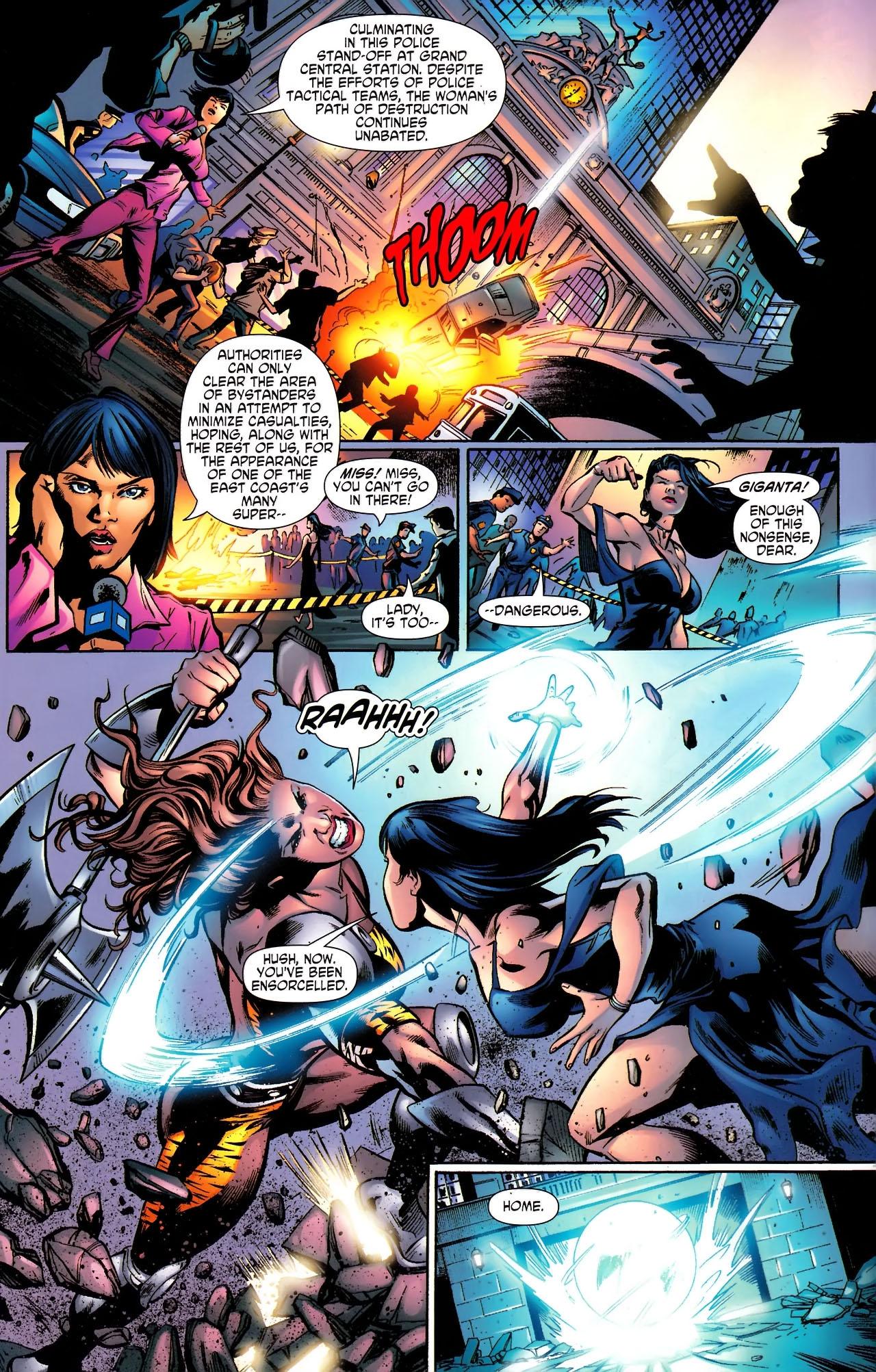 Read online Wonder Woman (2006) comic -  Issue #610 - 3