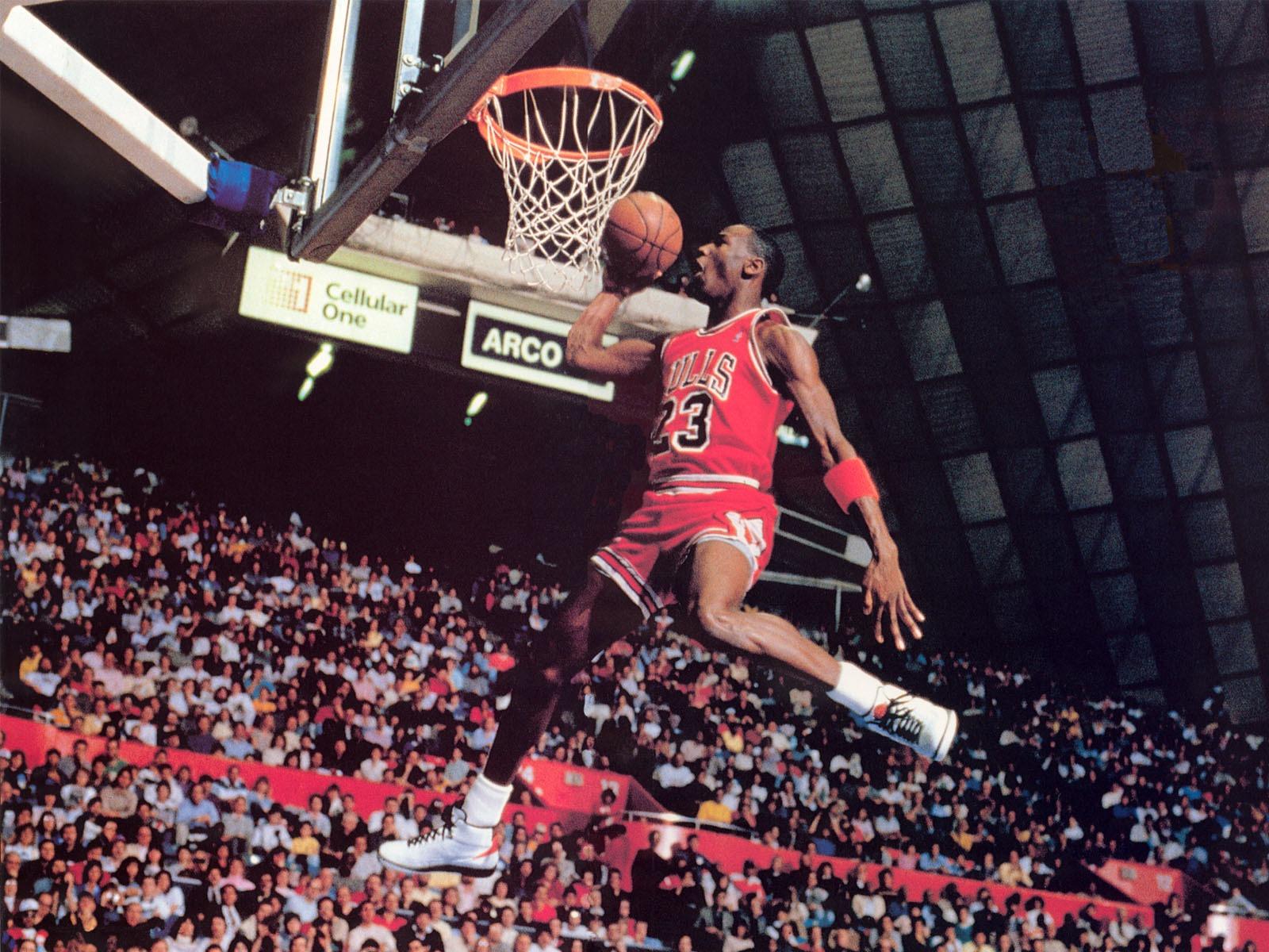 Michael Jordan Hd Wallpapers: Michael Jordan HD Wallpaper