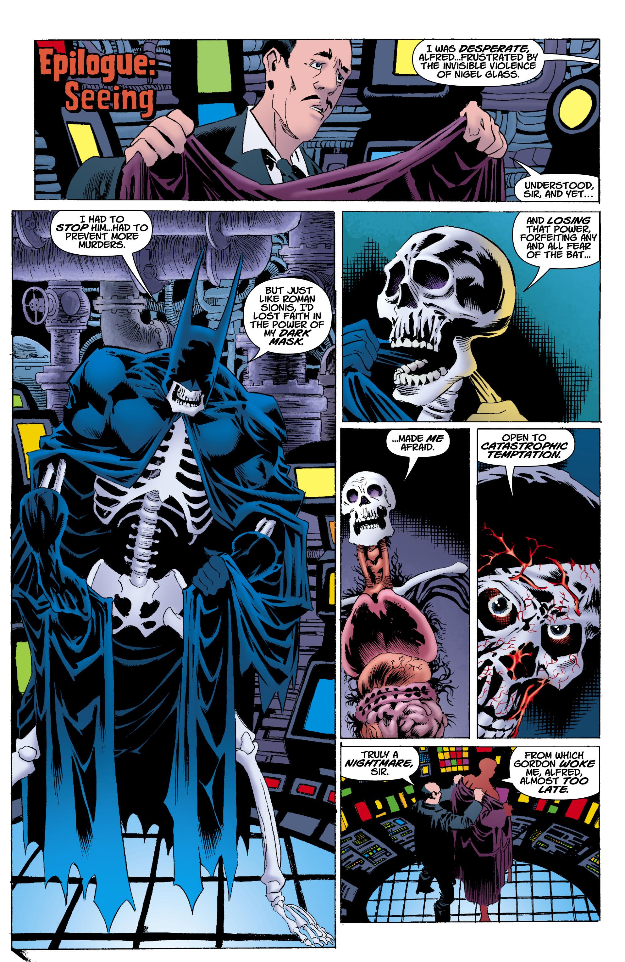 Read online Batman: Unseen comic -  Issue #5 - 22