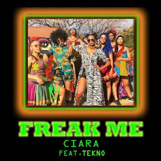 Ciara_ft._Tekno_-_Freak_Me
